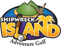 Shipwreck Island Adventure Golf