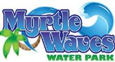 Myrtle Waves Water Park Logo