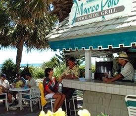 Poolside Bar & Grill