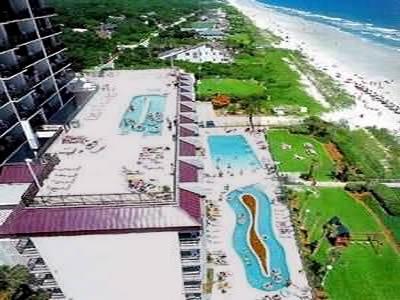 Rooftop Oceanfront Pools