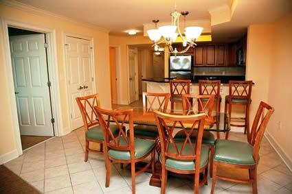 Dining Room & Full Kitchen