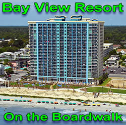 Great Oceanfront Hotel Rates at Bay View Resort