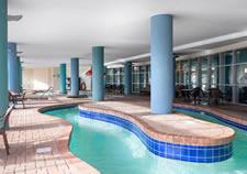 Bay View Resort Indoor Pool