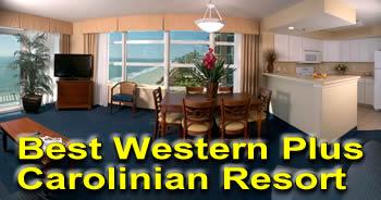 Best Western Plus Carolinian Beach Resort