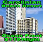 Beachfront Hotel Specials