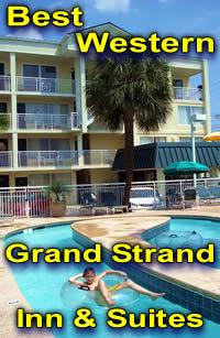 Myrtle Beach Best Western Hotel