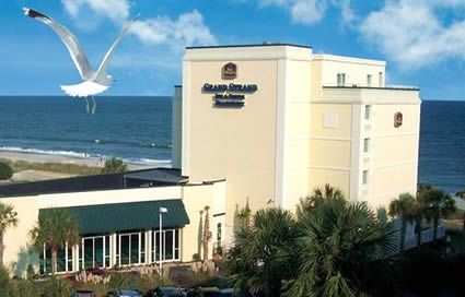 Myrtle Beach Best Western Oceanfront Resort