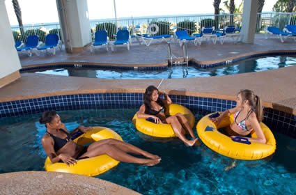 Heated Oceanfront Lazy River