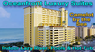 Oceanfront Camelot by the Sea Resort Hotel