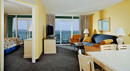 Camelot By The Sea Resort Hotel Stay Myrtle Beach