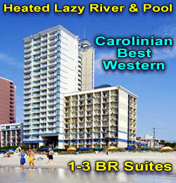 Carolinian Beach Resort 1-3 BR Suites