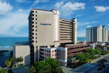 Oceanfront Compass Cove Resort Hotel