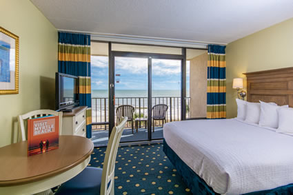 Compass Cove Oceanfront Resort Hotel Stay Myrtle Beach