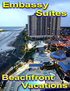 Embassy Suites Beachfront Vacations
