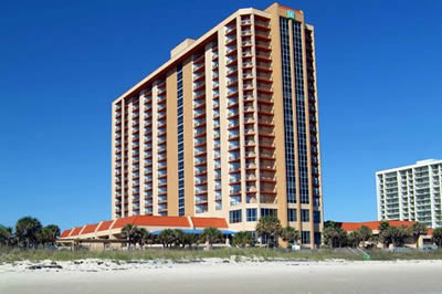 Oceanfront Hotel