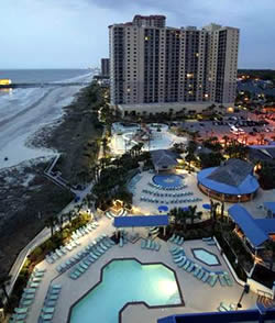 Embassy Suites Myrtle Beach Oceanfront Hotel Stay Myrtle Beach