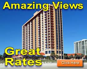 Beachfront Myrtle Beach Hotels with Amazing Ocean Views