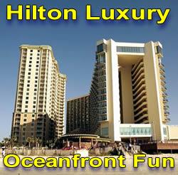 Hilton Myrtle Beach Luxury Resort