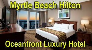 Hilton Resort Oceanfront Hotel Suites