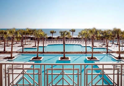 Beachfront Pool Complex
