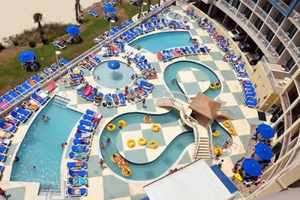 Avista Resort Oceanfront North Myrtle Beach Hotel Stay