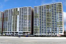 Oceanfront Bay Watch Resort