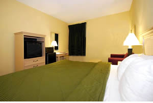 Comfort Inn Hotel Rooms