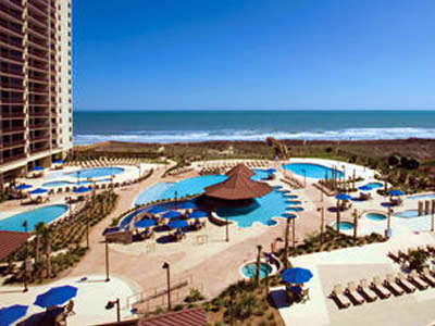 North Beach Plantation North Myrtle Beach Resort Stay