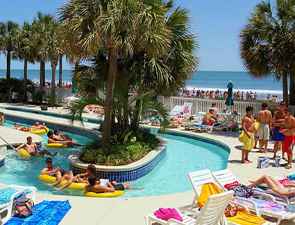 Oceanfront Lazy River