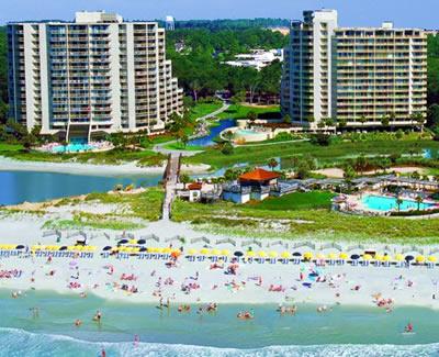 Beachfront Resort Vacation