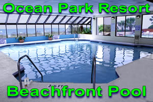 Ocean Park Hotel Beachfront Pool