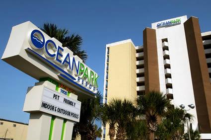 Hotel on Ocean Blvd