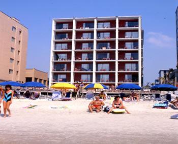 Ocean Plaza Oceanfront Hotel