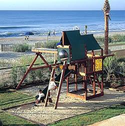 Beachfront Kids Playground