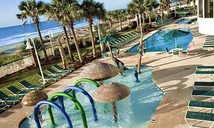 Hampton Inn And Suites Oceanfront Hotel Stay Myrtle Beach