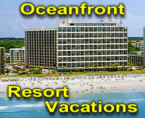Oceanfront Resort Vacations