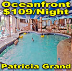 Patricia Grand Resort Vacation Specials