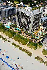 Oceanfront Resort Hotel
