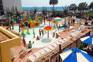 Sea Crest Hotel Water Park