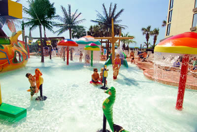 Sea Crest Ocean Front Resort Hotel - Stay Myrtle Beach