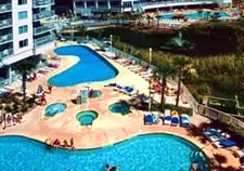 Sea Watch Resort Oceanfront Pools