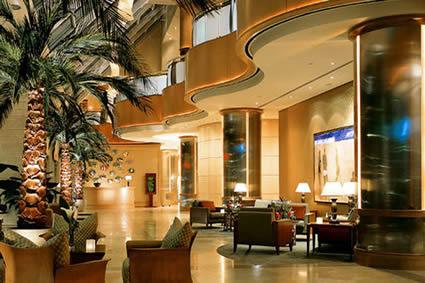 Resort Hotel Lobby