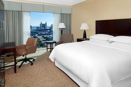 Luxurious Hotel Bedroom