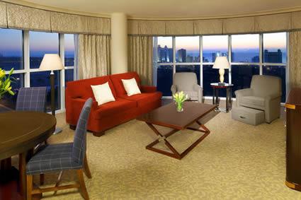 Spacious Luxury Suites