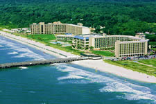 Springmaid Beach Resort in South Myrtle Beach
