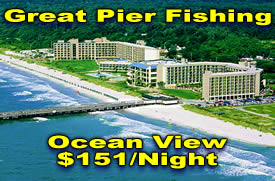 Springmaid Beach Resort Fishing Deals