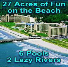 Cheap Hotel Rates at Springmaid Beach Resort