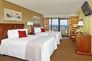 Oceanfront Hotel Rooms