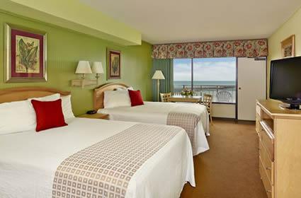 Oceanfront Hotel Rooms & Suites