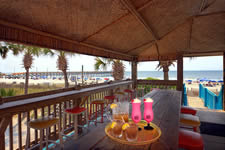 Surfside Beach Resort Oceanfront Beach Bar